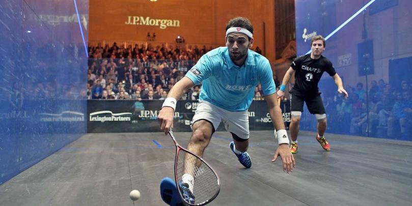 TECNIFIBRE Carboflex 125 S Squash Racquet