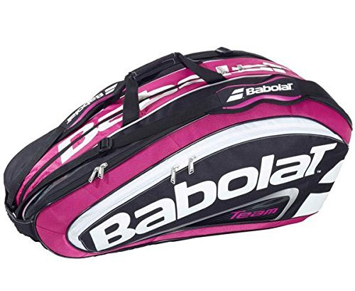babolat x6 team sac raquettes de tennis. Black Bedroom Furniture Sets. Home Design Ideas