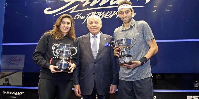 British Open vainqueurs
