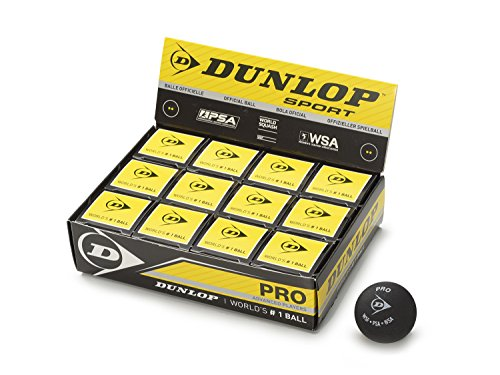 Squash balles Dunlop Comp/étition Bo/îte